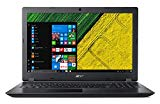 Acer Aspire 3 | A315-53-58EJ - 15.6' HD CineCrystal LED LCD Laptop (Intel Core i5-8250U, 8GB RAM, 1 To de disque dur, Intel UHD Graphics 620, Windows 10 Home) Noir - clavier français QWERY
