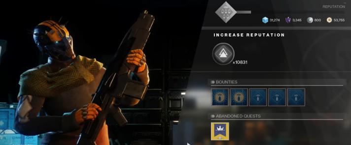 Comment obtenir des mods Armor 2.0 dans Destiny 2 Shadowkeep ?