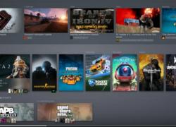 La nouvelle Steam Library et ses icônes animées